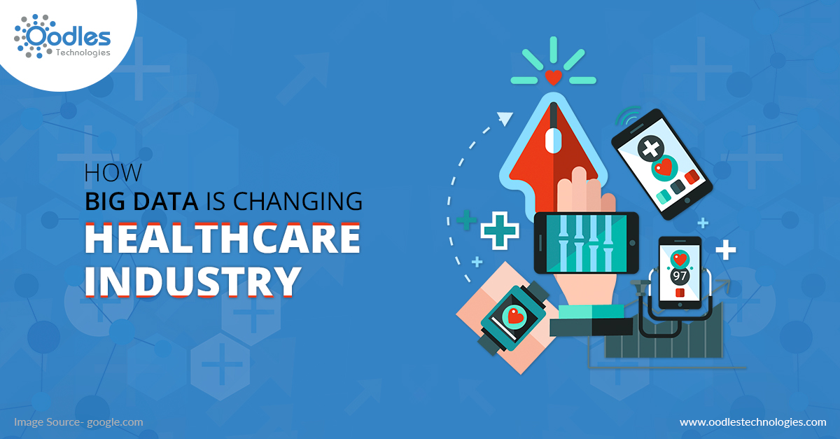 How big data is chainging health industry