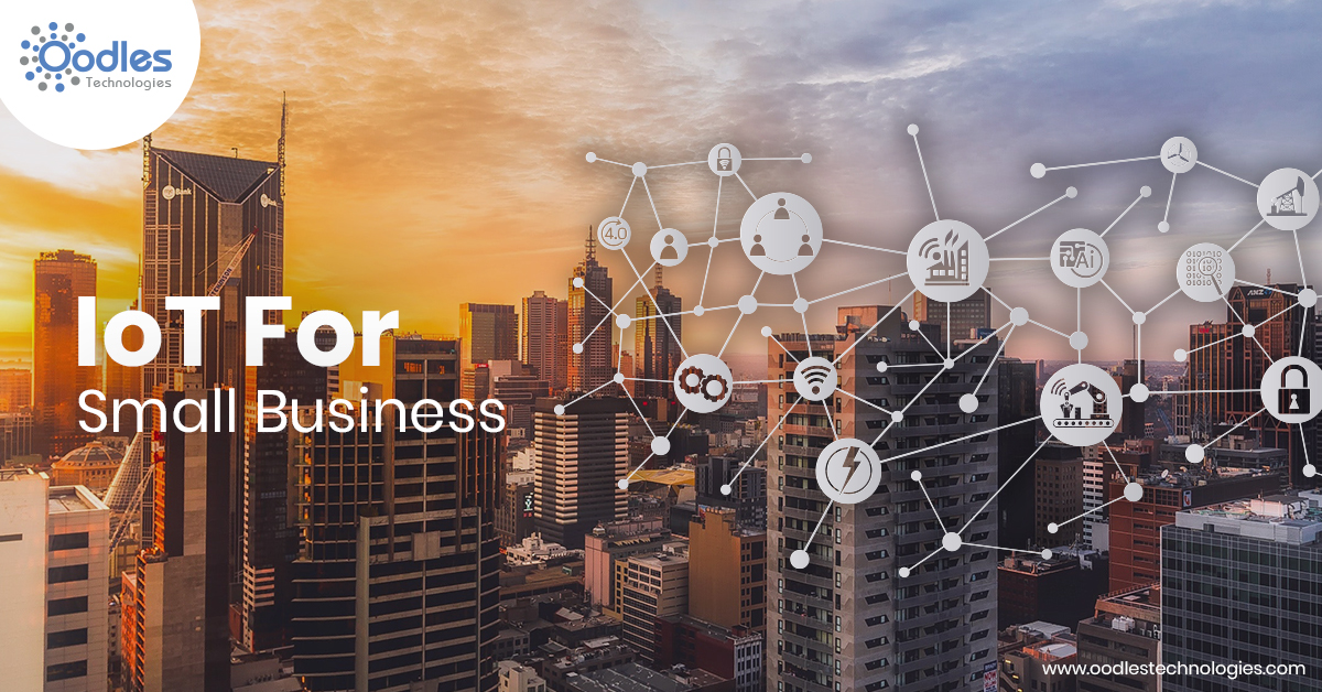 4 Ways how your small business can expand with IoT