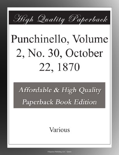 Punchinello, Volume 2,...