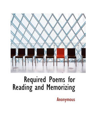 Required Poems for Rea...