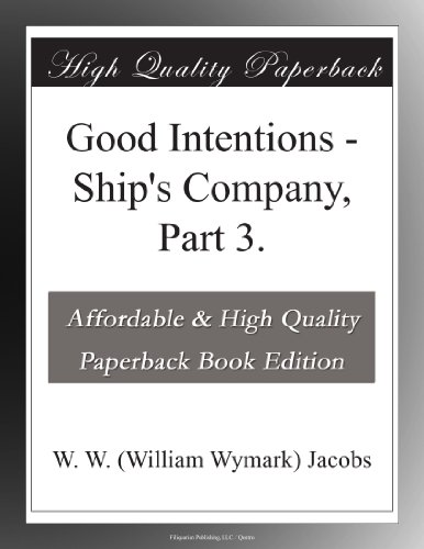 Good Intentions Ship's...