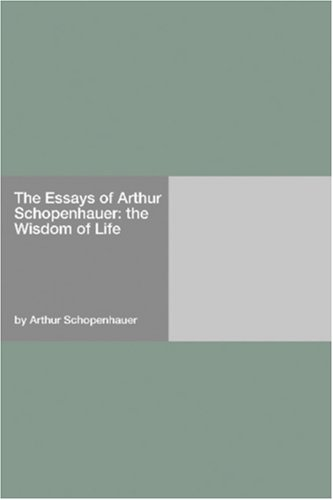 The Essays of Arthur S...