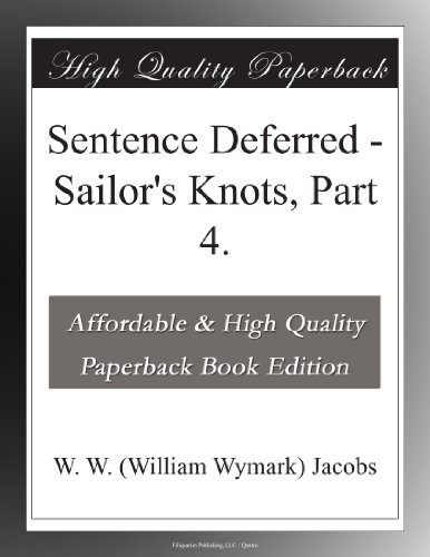Sentence Deferred Sail...