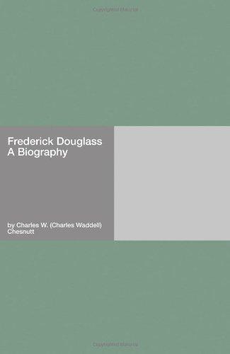 Frederick Douglass A B...
