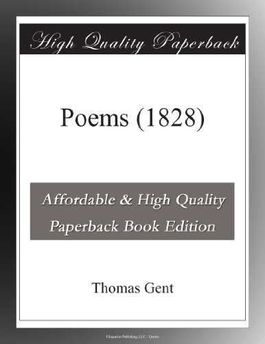 Poems (1828)