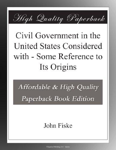 Civil Government in th...