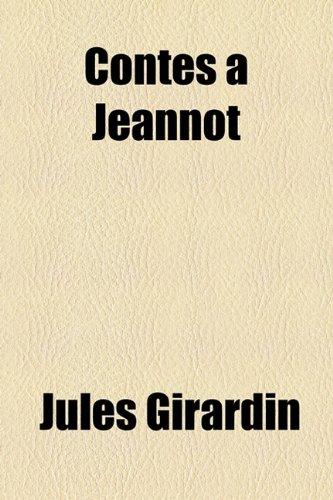 Contes à Jeannot