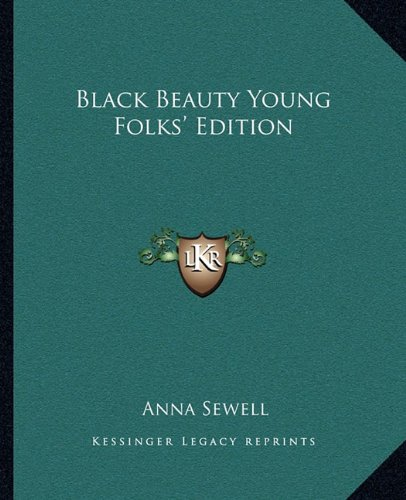 Black Beauty, Young Fo...