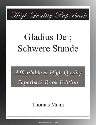 Gladius Dei; Schwere Stunde