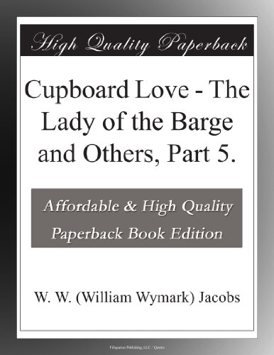 Cupboard Love The Lady...