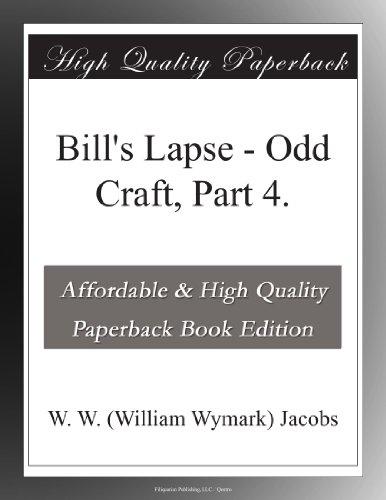 Bill's Lapse Odd Craft...