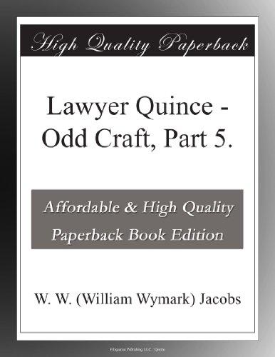Lawyer Quince Odd Craf...