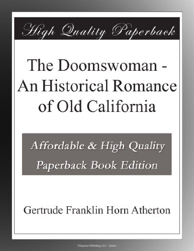 The Doomswoman: An His...