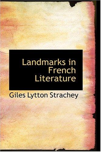 Landmarks in French Li...