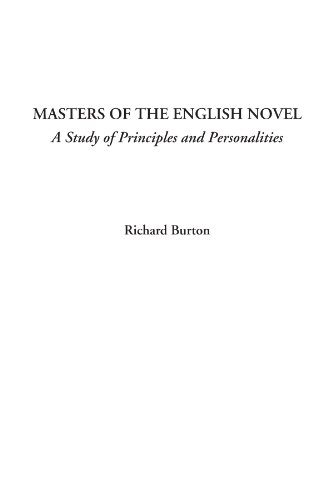 Masters of the English...