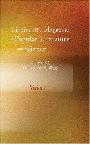 Lippincott's Magazine ...