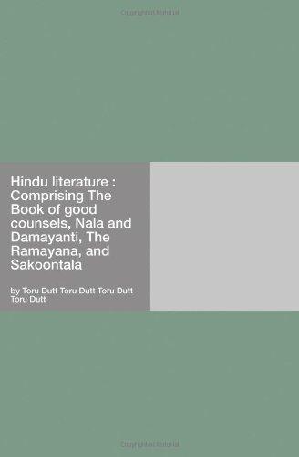 Hindu literature : Com...