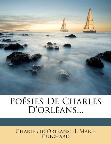 Poésies de Charles d'Orléans