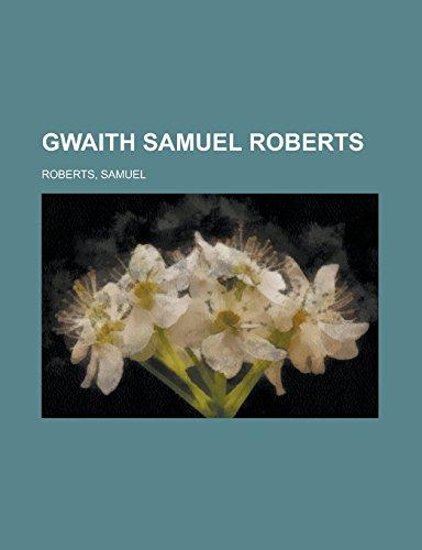 Gwaith Samuel Roberts