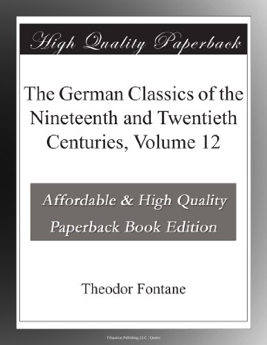 The German Classics of...