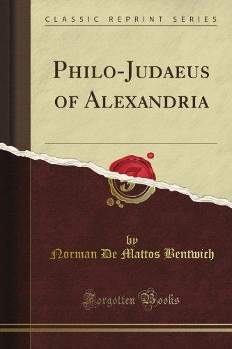 Philo-Judæus of Alexan...