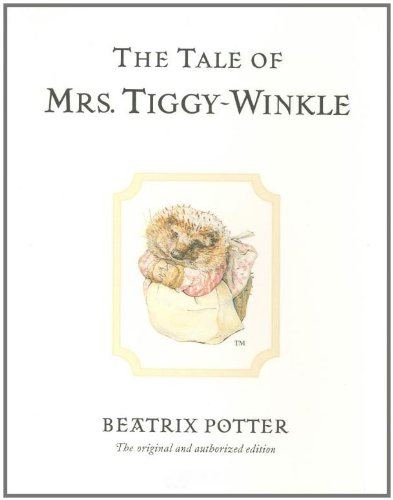 The Tale of Mrs. Tiggy...
