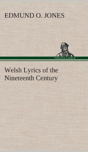 Welsh Lyrics of the Ni...