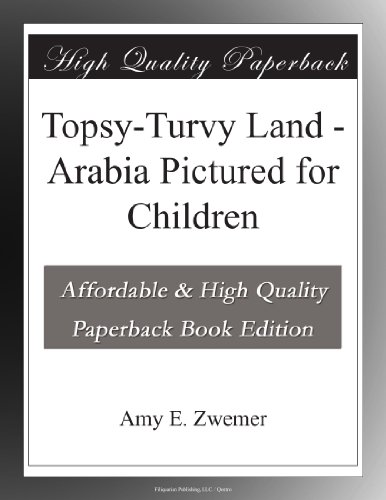 Topsy-Turvy Land Arabi...