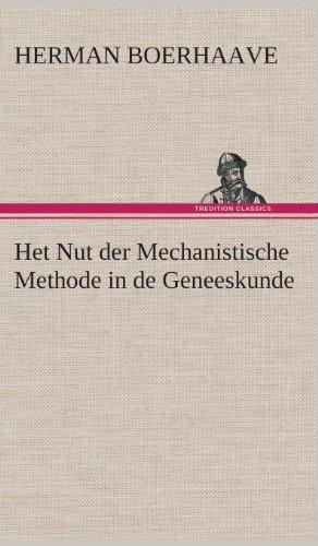 Het Nut der Mechanisti...