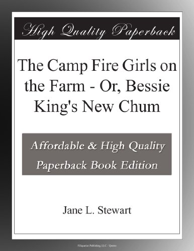 The Camp Fire Girls on...