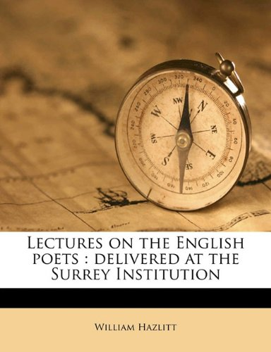 Lectures on the Englis...
