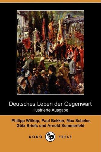 Deutsches Leben der Gegenwart