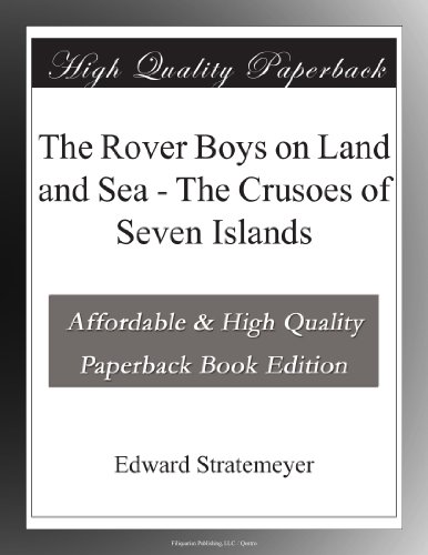 The Rover Boys on Land...