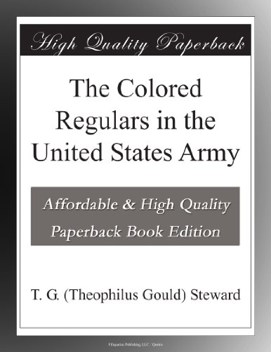 The Colored Regulars i...
