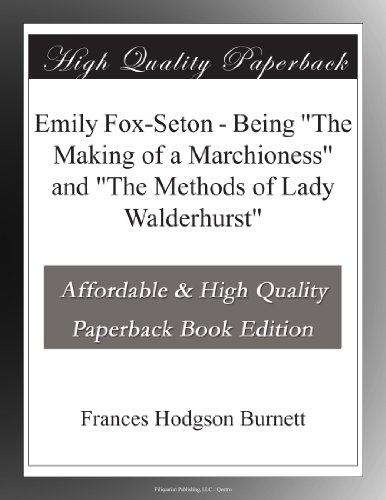 Emily Fox-Seton Being...