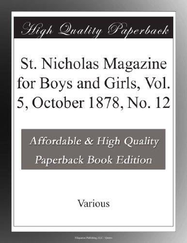 St. Nicholas Magazine ...