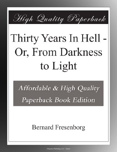 """""""Thirty Years In Hell""""..."""
