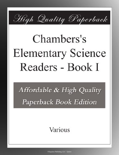 Chambers's Elementary Science Readers Book I