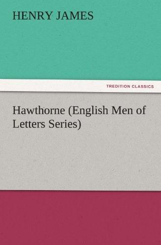 Hawthorne (English Men...