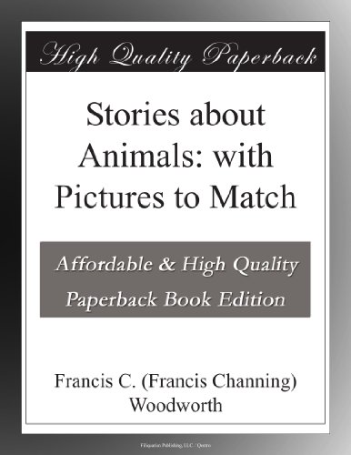 Stories about Animals: with Pictures to Match