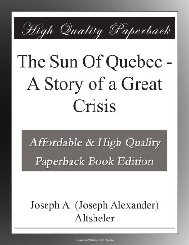 The Sun Of Quebec A St...