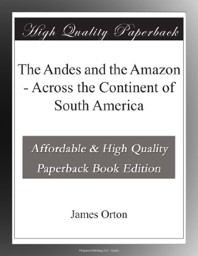 The Andes and the Amaz...