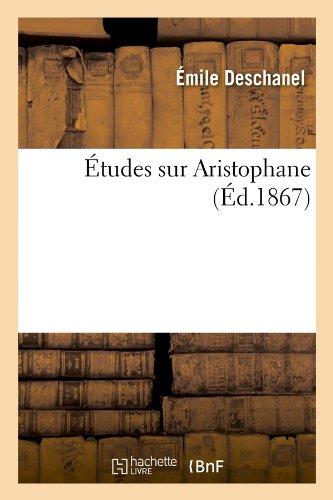 Etudes sur Aristophane
