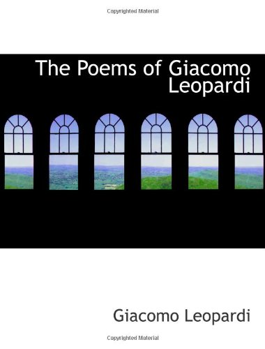 The Poems of Giacomo L...