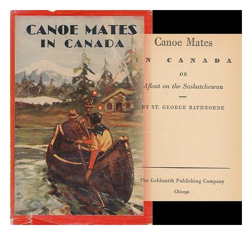 Canoe Mates in Canada...