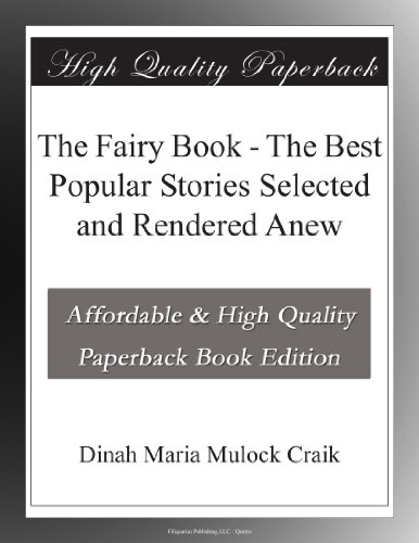The Fairy Book The Bes...