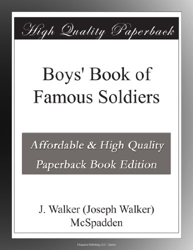 Boys' Book of Famous S...