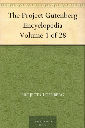 The Project Gutenberg Encyclopedia