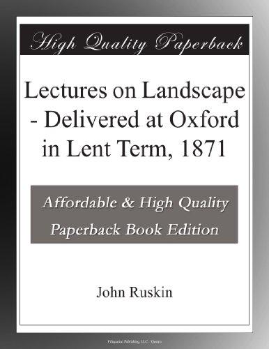 Lectures on Landscape ...