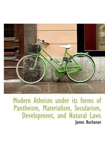 Modern Atheism under i...